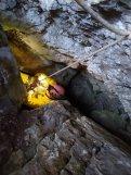 Exploración Sima la Grieta