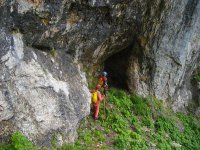 Exploración en TC-5 Friero del Valleyón