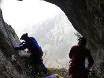 Cueva Los Moros - Primera Exploración