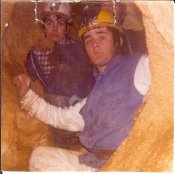Febrero 1977 mi primera cueva