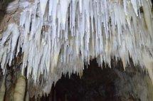 Visita a la cueva de las Agujas. Octubre 2019