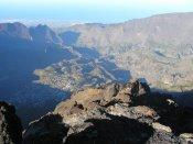Isla de la Reunión -cañón Le Trou Blanc