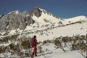 Hacia el Pico Torres I