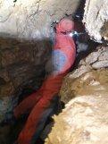 Campaña 2019. Entrada a la cueva de Cantodota